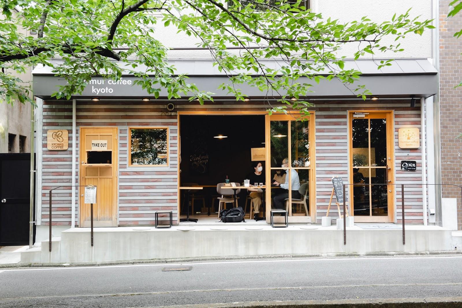 murmur coffee kyoto